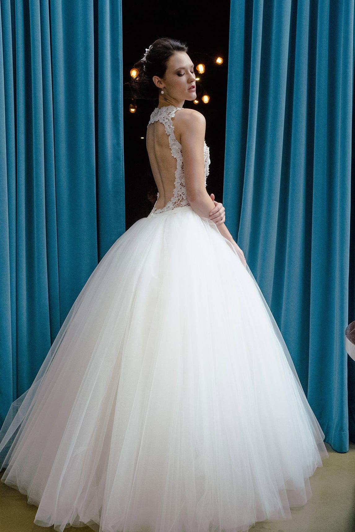 Robe de mariée Bahamas, Max Chaoul