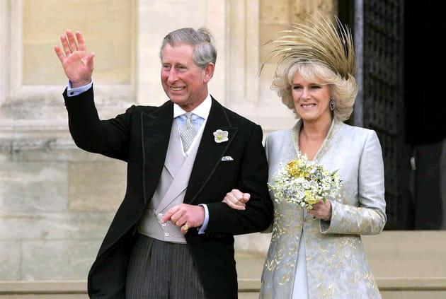 Charles épouse son amour de jeunesse