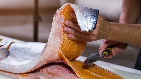 Technique : lever facilement les filets de poisson