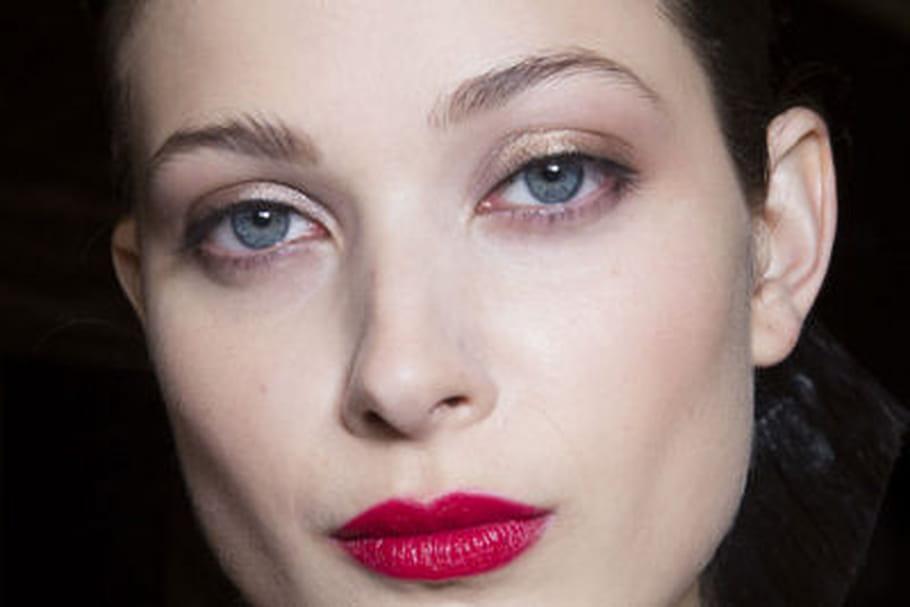 Carolina Herrera: le maquillage du défilé prêt-à-porter printemps-été 2015