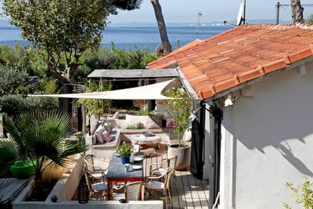 Maison de bord de mer reportages dans des demeures sur - Maison bord de mer seascape pour vos vacances de reve ...