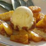 ananas a la vanille