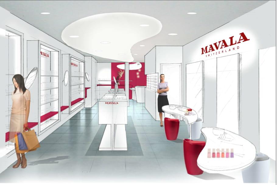 Mavala ouvre sa première boutique à Paris