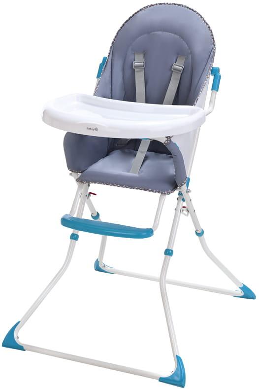 Chaise haute kanji de safety 1st - A quel age bebe tient assis dans une chaise haute ...