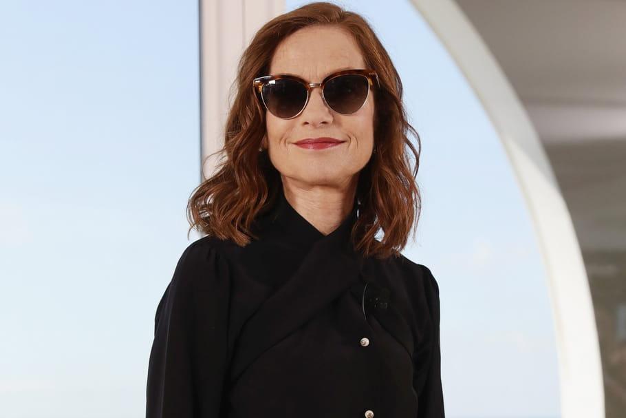 "Isabelle Huppert à Cannes: ""J'adorerais jouer un homme"""