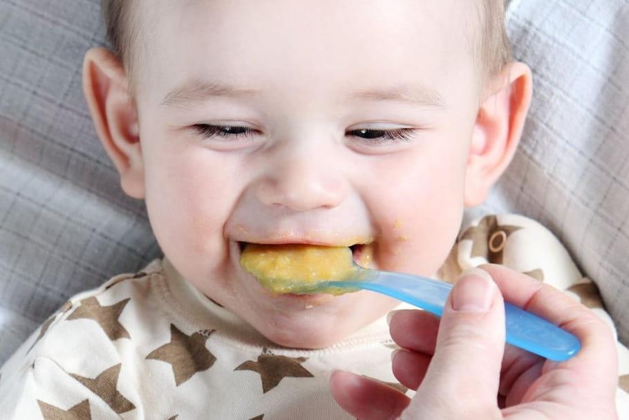 Alimentation du bébé à 9mois