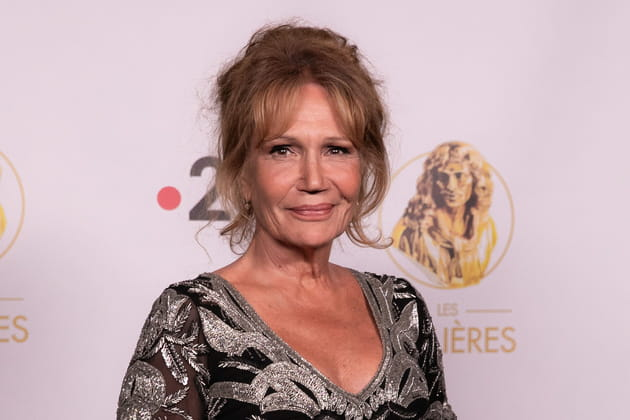 Clémentine Célarié, 63ans