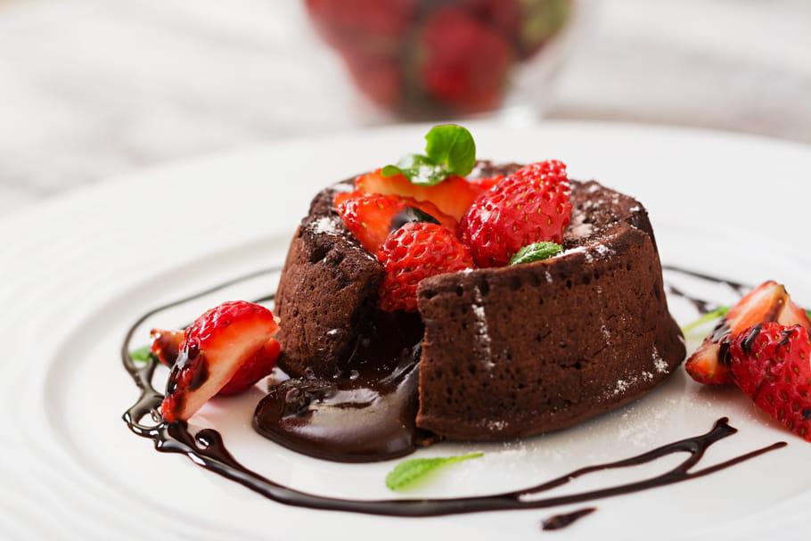 10règles pour réussir un fondant au chocolat