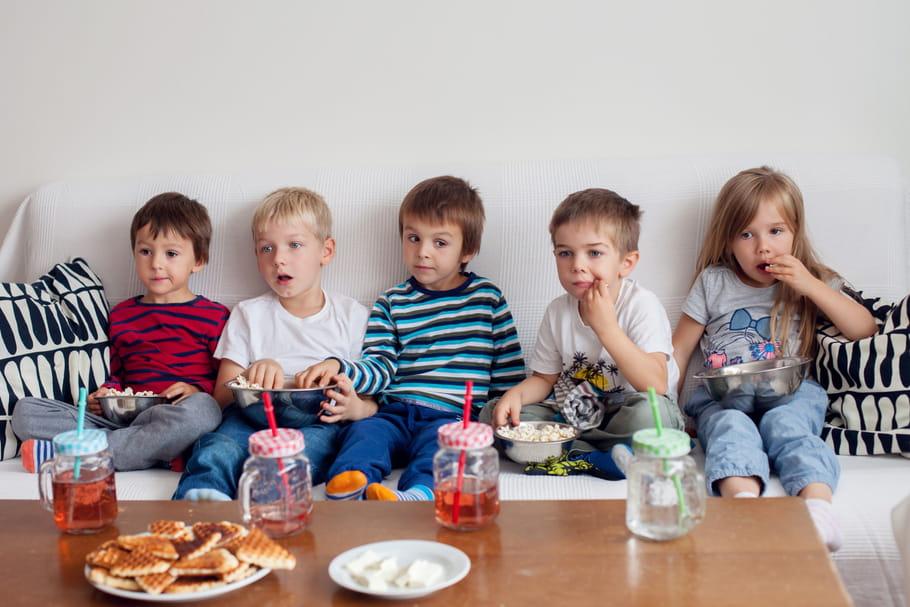 Capri-Sun, Oasis… À quelle fréquence proposer des sodas aux enfants?