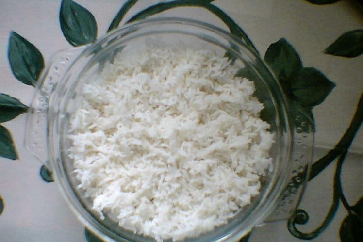 recette de riz basmati au micro ondes la recette facile. Black Bedroom Furniture Sets. Home Design Ideas