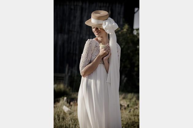 Robe de mariée Caresse, Victoire Vermeulen