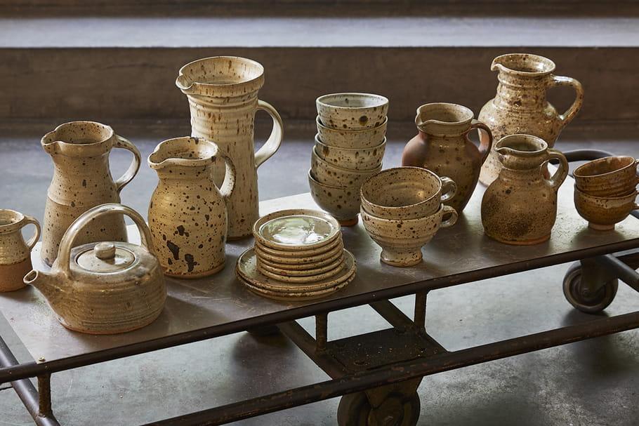 La main au feu, l'expo hommage à la céramique chez Merci