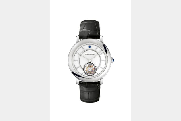 "Montre ""Epure Tourbillon"" de Boucheron"