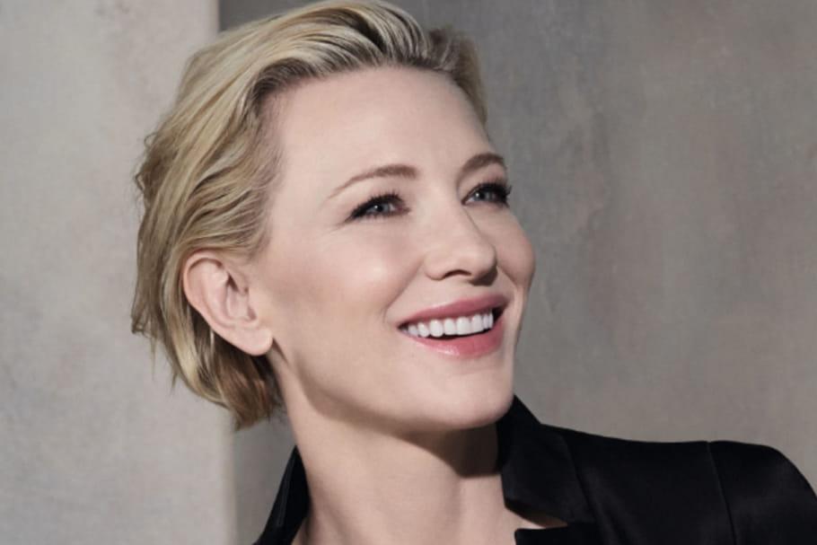 Cate Blanchett, égérie globale Giorgio Armani