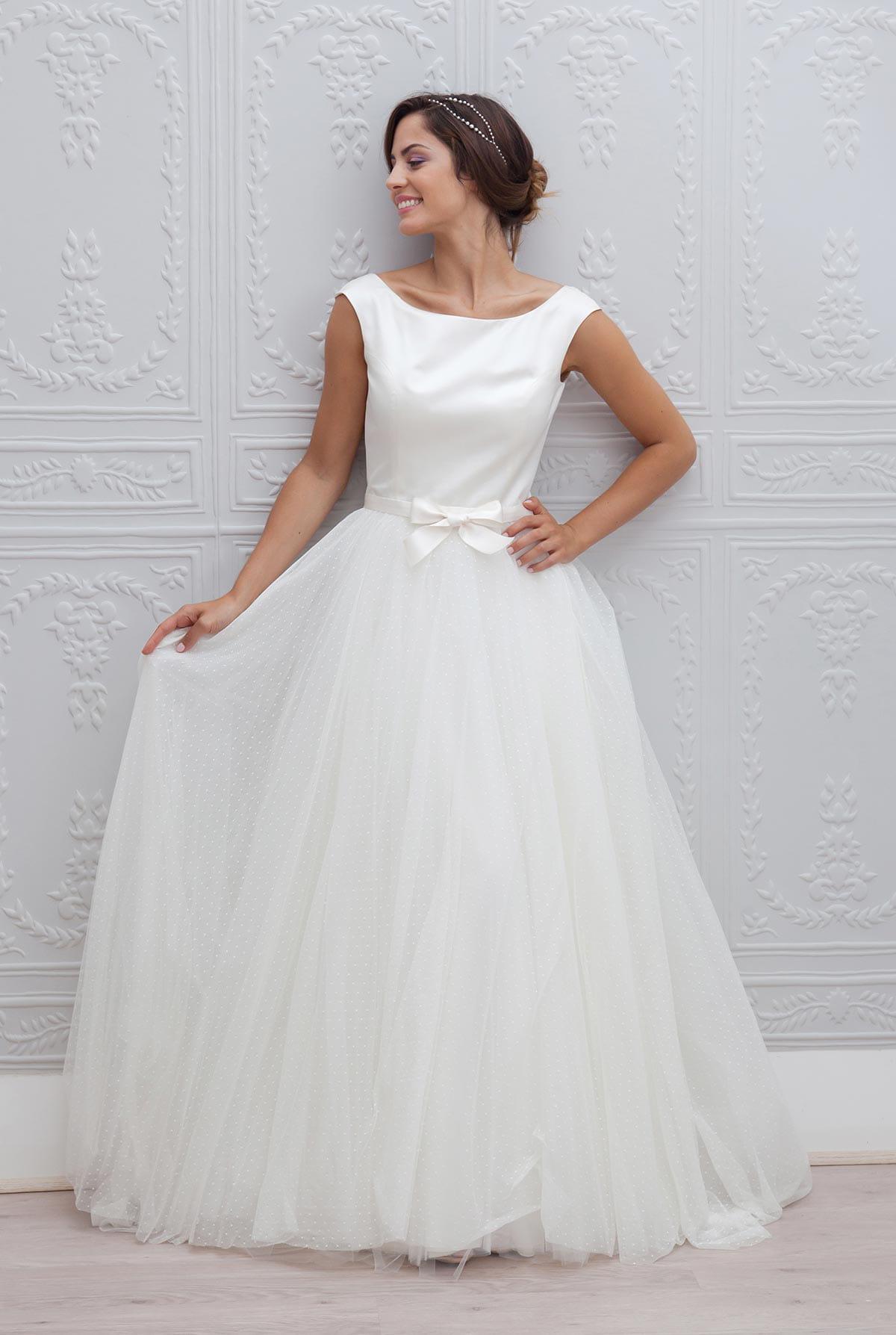 Célèbre Robe de mariée Pivoine de Marie Laporte DO73