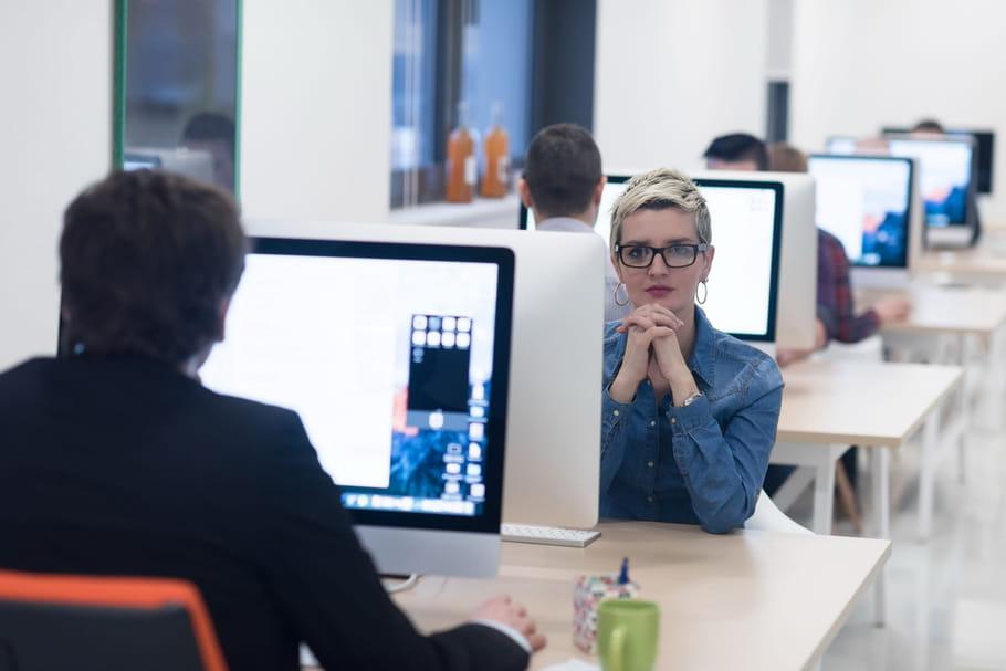 Les femmes bannies des postes clés des start-up en 2017