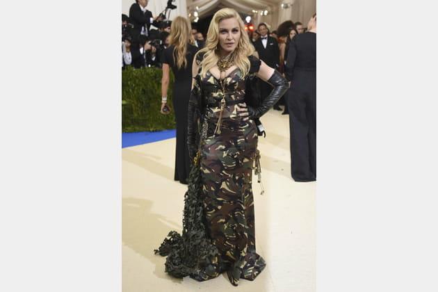 Madonna le 1mai 2017