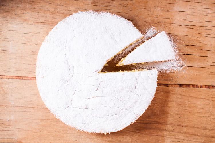 Gâteau au yaourt au jus de citron