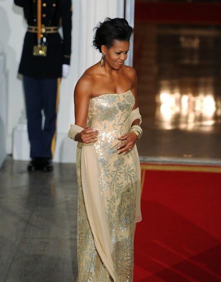 Michelle Obama le 24novembre 2009