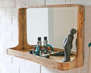 etagère miroir de becquet
