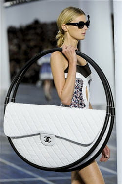 defile chanel pret a porter printemps ete 2013