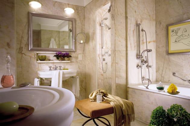 Somptueuses salles de bains