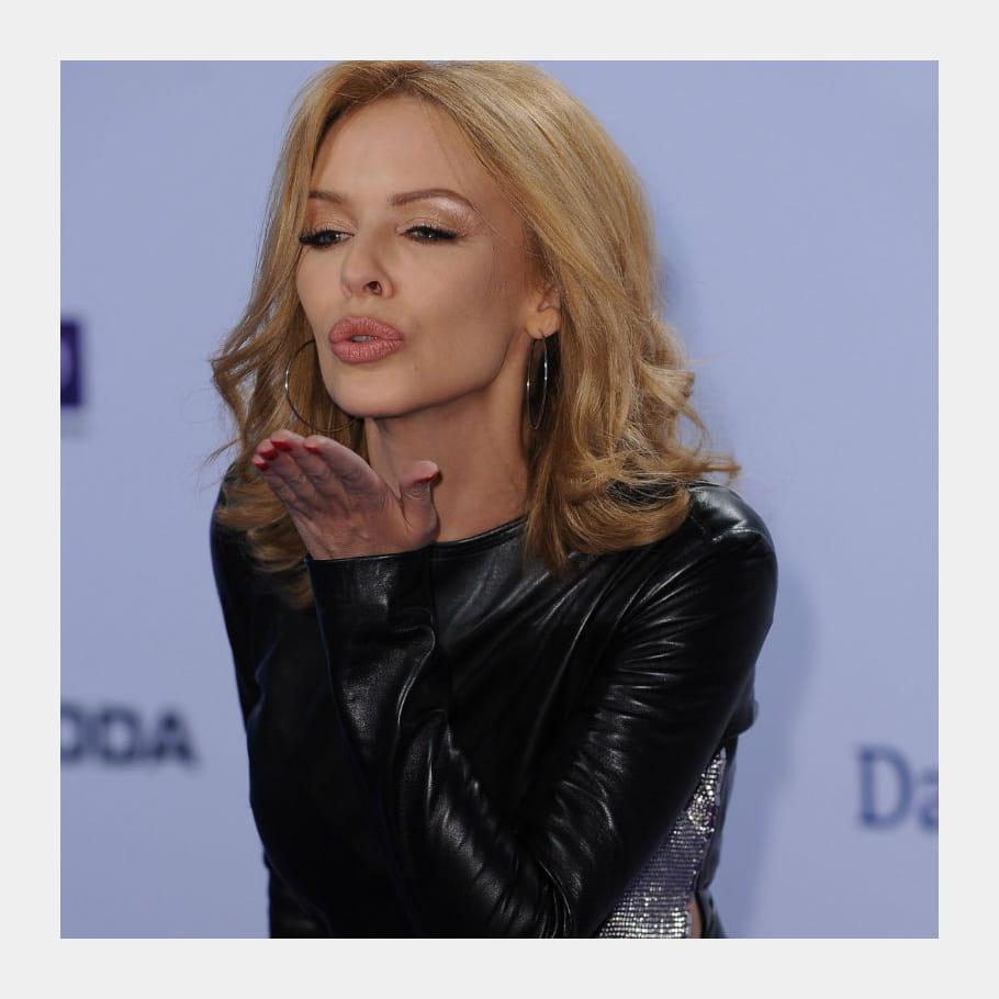 Kylie Minogue et ses (fausses) lèvres