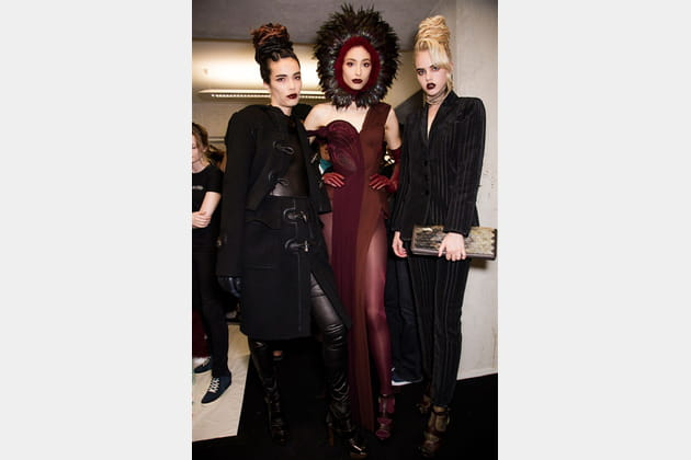 Jean Paul Gaultier (Backstage) - photo 18