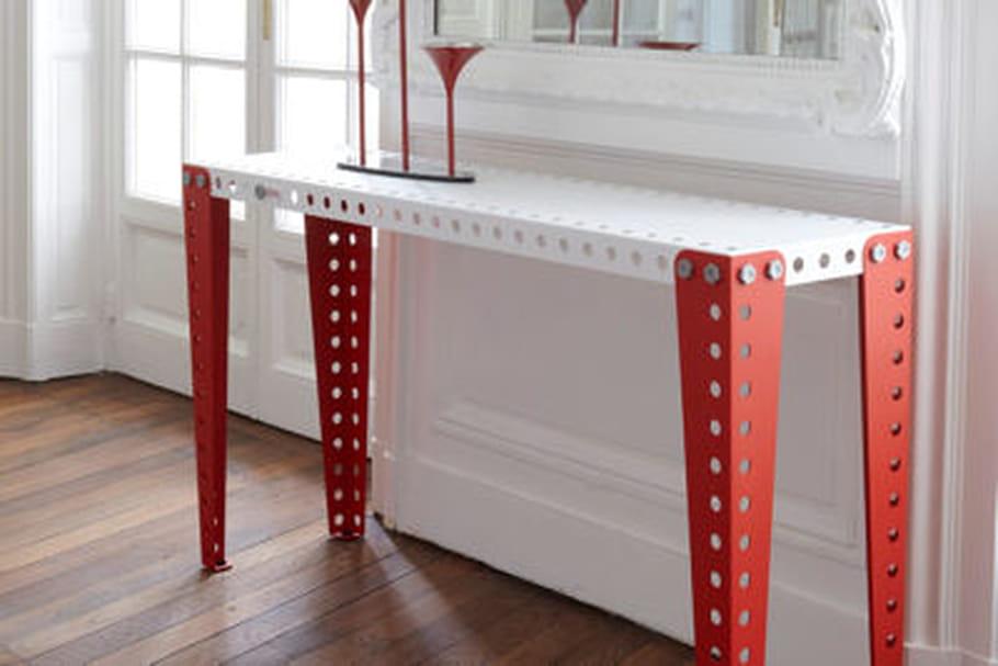 Meccano Home: quand le meuble devient un jeu d'enfant