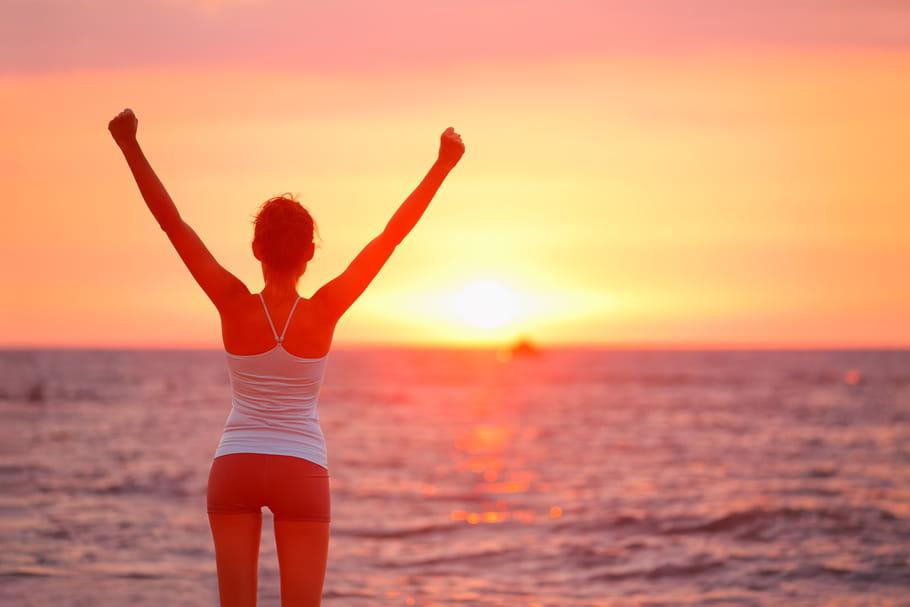 Gym à la plage: 10exercices pour se tonifier