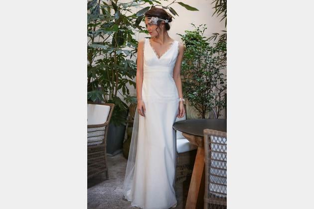 Robe de mariée Candice