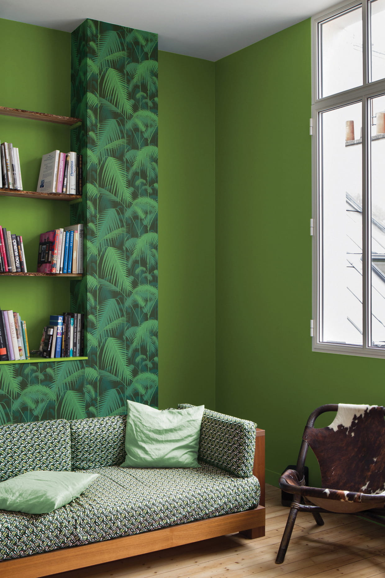 Peinture Greenery Tollens X Pantone