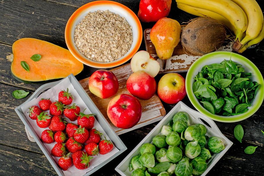 Maladie pulmonaire: manger des fibres limiterait les risques