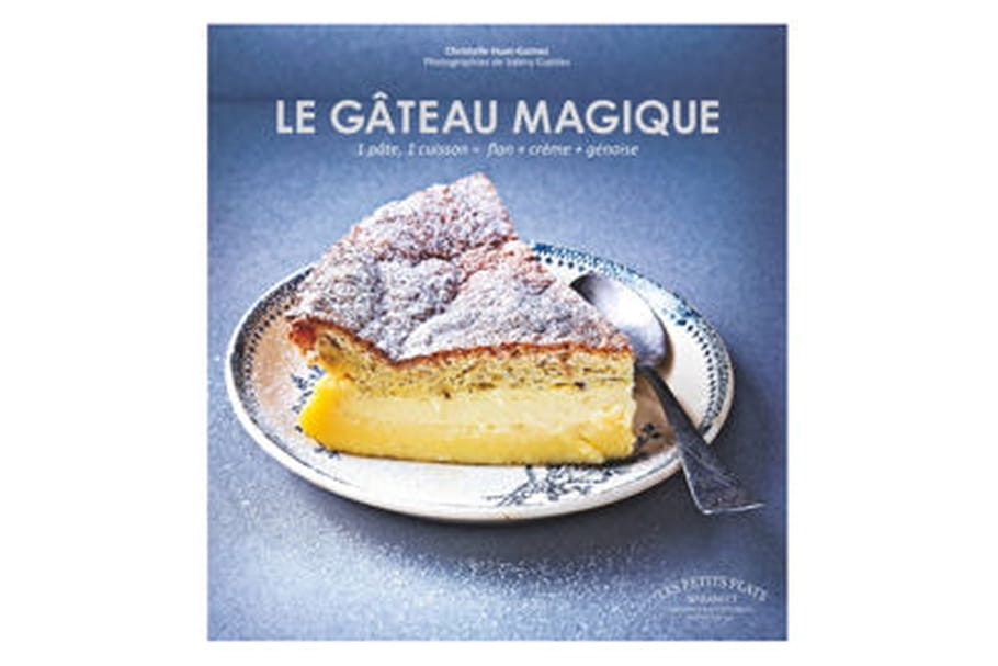 """Concours Marabout: remportez 5livres de recettes """"Le Gâteau Magique"""""""