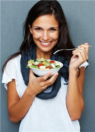 commencez par bien choisir vos aliments.