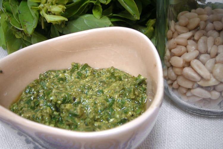 Pesto alla genovese : la meilleure recette
