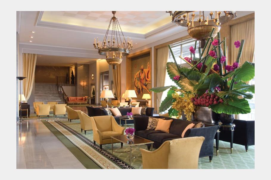 Bienvenue au Four Seasons Hotel Ritz Lisbonne