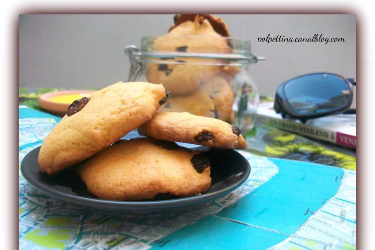 Biscuits typiques de la Vénétie: les Zaeti