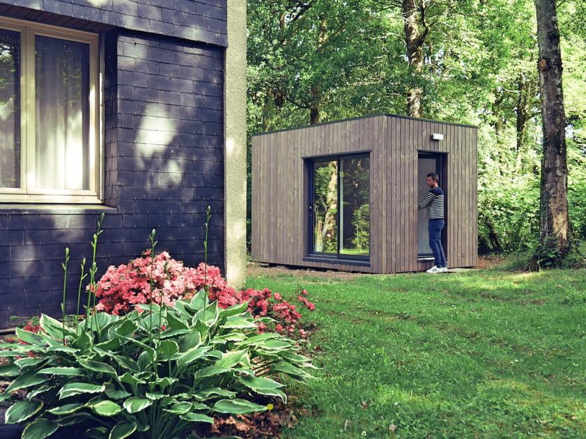 Un studio de jardin XXS