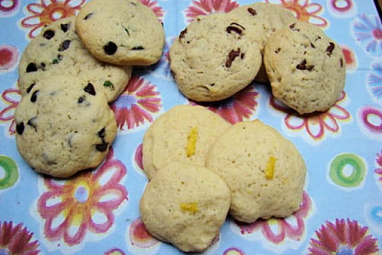 Trio de cookies