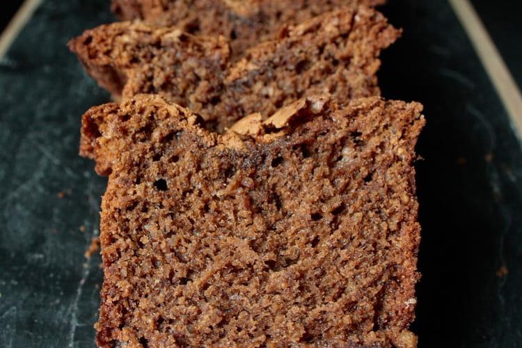 Gâteau au chocolat doux par Philippe Conticini