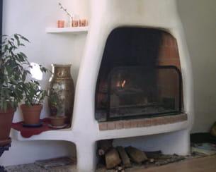la cheminée en rondeur de claire