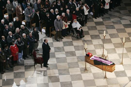 Funérailles de l'abbé Pierre