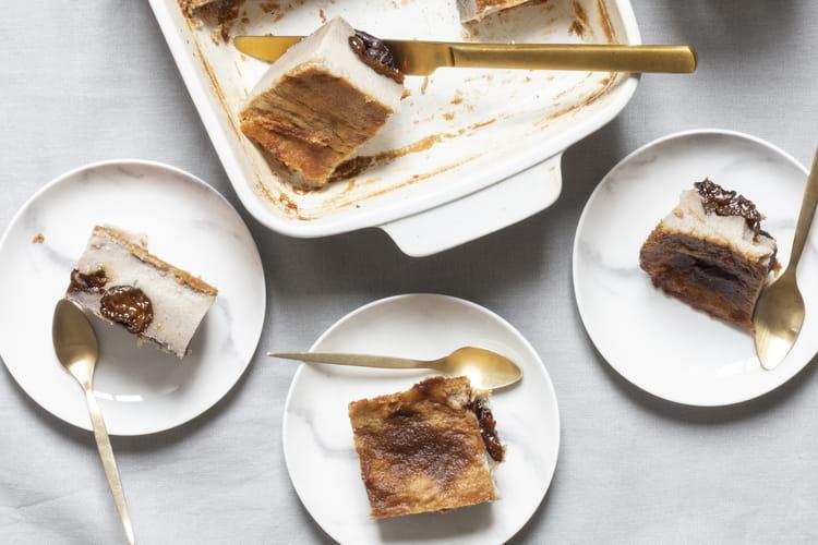 Far breton à la farine de sarrasin