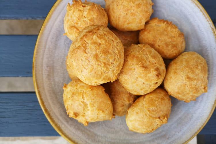 Gougères au fromage : la meilleure recette