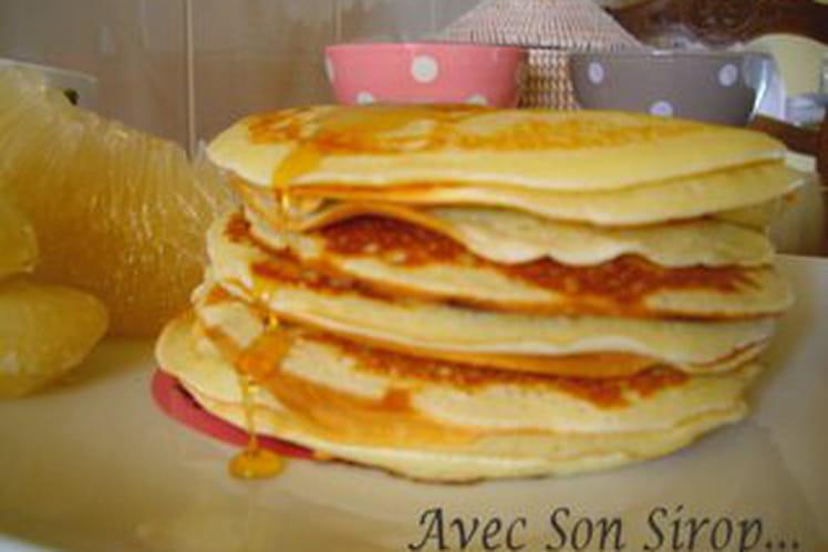 Pancakes écossais