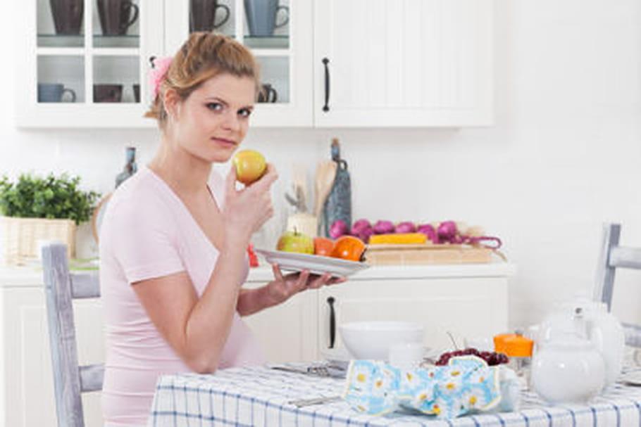 Le conseil minceur de Valérie Orsoni: perdre les kilos de la grossesse