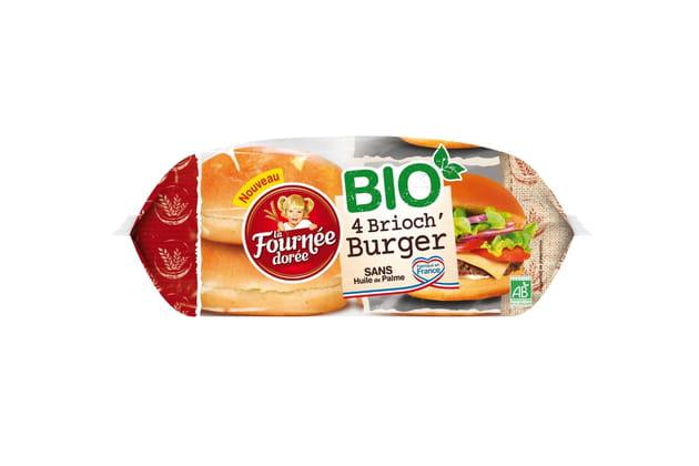 Les Brioch'Burger de La Fournée Dorée