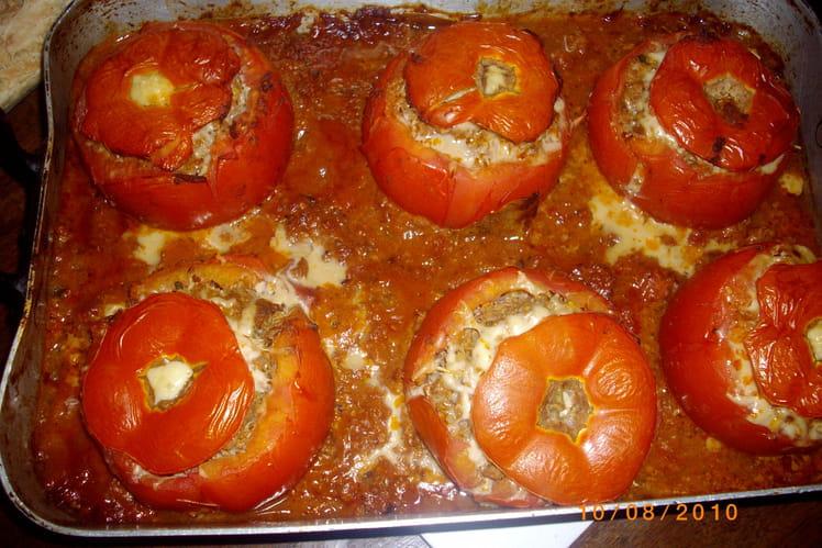 Mes tomates farcies