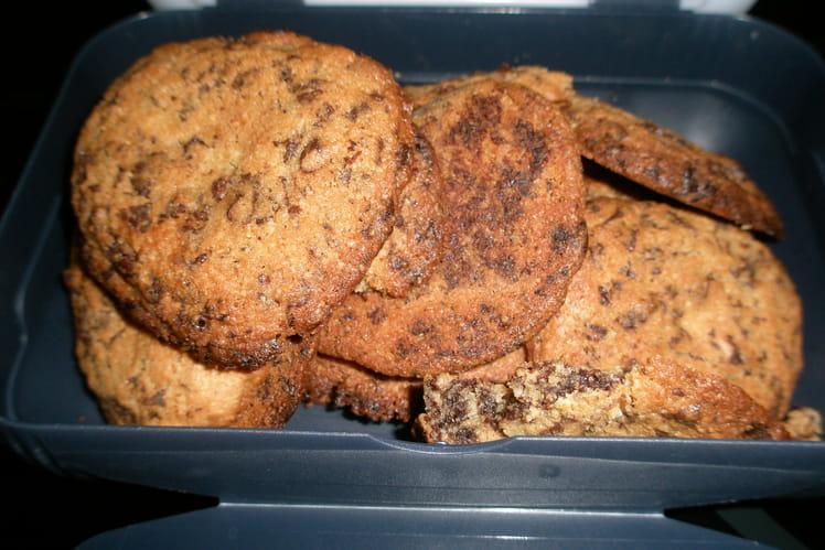 Cookies maison à la poudre d'amandes